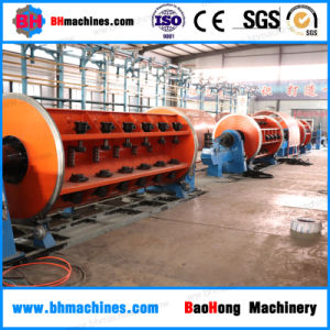 Jlk-630/6+12+18+24 Rigid Wire Armoring Machine for 60 Wires pictures & photos