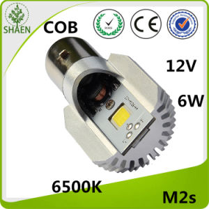 LED Light COB M2s LED Headlight for Motorcycle Ce Certification pictures & photos