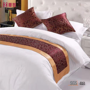 Hotel Collection Jacquard Bed Runner pictures & photos