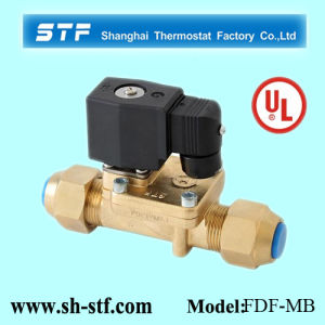 Fdf-MB Brass Diaphragm Solenoid Valve