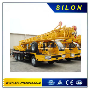 Hydraulic Truck Crane for XCMJ Qy16D pictures & photos