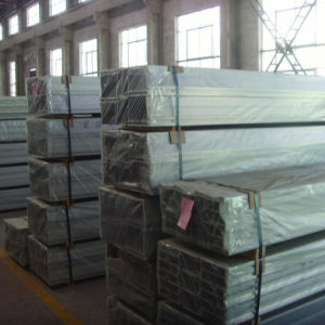 6 Series Aluminum Alloy Pipe 6061, 6063, 6082, 6083 pictures & photos