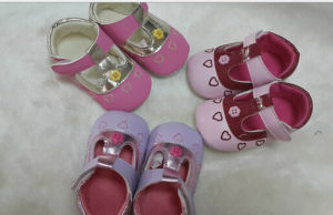 New Design Breathable Baby Shoes Cotton Infant Shoes (BH-6) pictures & photos