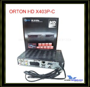 MPEG4 HD Cable Receiver Orton Xc403p HD