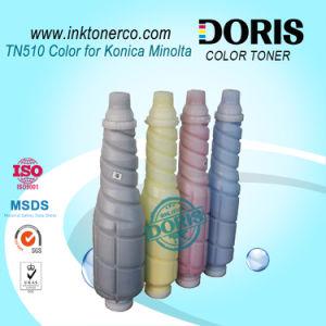 Copier Toner Tn510 Color for Konica Minolta Bizhub PRO C500 C8050 Copier Parts pictures & photos