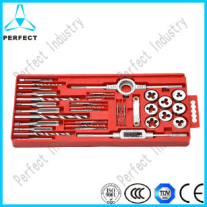 35PCS Screw Tap Drill Bit and Die Set pictures & photos