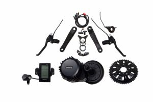 Bb Length 100mm DIY Fat Tire Conversion Kit Bafang Bbshd 48V 1000W Electric Bike Motor pictures & photos