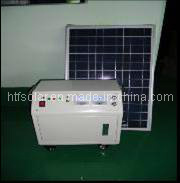 150W Solar Power System for Home Use (HTF-SS150W)