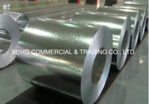 Roofing Metal Sheet Galvanzied/Aluminized/Galvalume Steel Coils Gi Hot/Cold Rolled Steel Coil 0.15mm-2mm Z30 pictures & photos