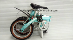 Folding Bike, Alloy Folding, Single Speed, pictures & photos