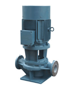 Vertical in-Line Pump Direct Connection