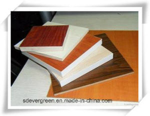 White Laminated Melamine MDF with Cheap Price pictures & photos