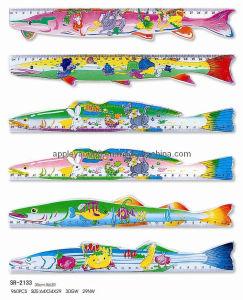 Plastic Ruler (SR-2133)