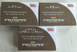 Dental Gutta Percha Points and Asorbent Paper Points pictures & photos