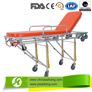 Ambulance Stretcher Trolley for Sale (CE/FDA/ISO) pictures & photos