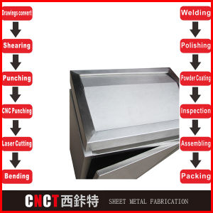 Metal Processing in China (custom made) pictures & photos