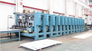 Stainless Steel Buffing Machine 8k No8 pictures & photos