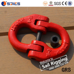 Drop Forged G80 European Type Anchor Chain Connecting Link pictures & photos