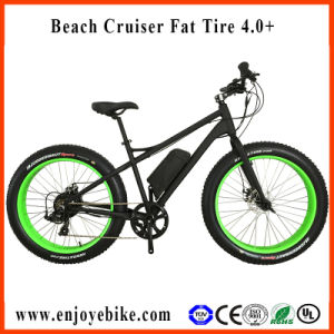 china 300 500w powerful motor e bicycle beach cruiser e. Black Bedroom Furniture Sets. Home Design Ideas