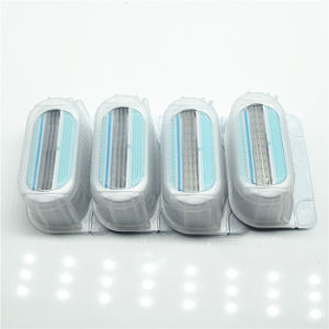 Beauty Shaving Razor Blade for Women pictures & photos