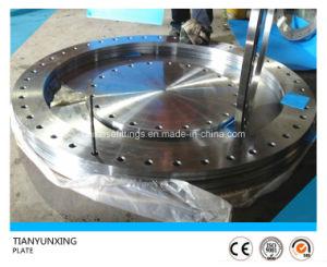En1092-1 Type 01 Carbon Steel Plate Flange pictures & photos