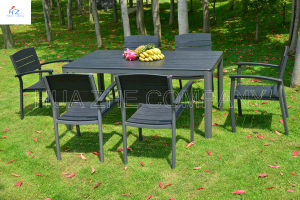 Plastic Wood Furniture Outdoor Furniture pictures & photos