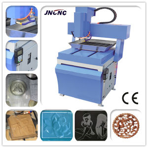 CE/FDA 1.5kw Wood Desktop CNC Machine