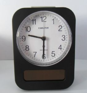 Solar Table Clock (RCC) pictures & photos