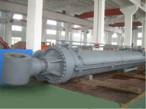 Cylinder for Pile Driver Barge