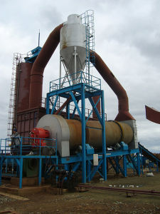 Rotary Kiln Drier for Sand