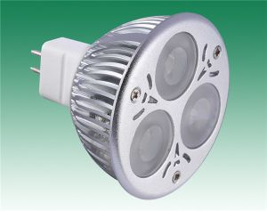 High Lumen High CRI Gu5.3 6W LED Light MR16 with 2 Years Warranty
