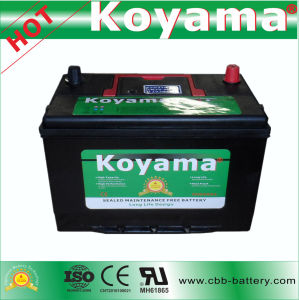 Battery Manufacturing N70-Mf Automotive Car Battery 70ah 12V pictures & photos
