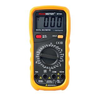 2000 Counts Resistance My60 Digital Multimeter