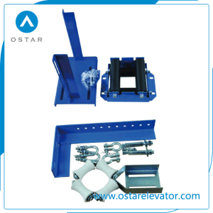 Elevator Parts, Compensation Chain Guide Roller Device, Pulley Device pictures & photos