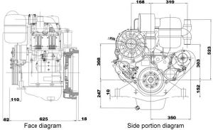 Deutz F2L912 Diesel Engine pictures & photos