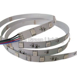 LED Flexible Strip 150LED 5050SMD (FG-LS30S5050NW-RGB) pictures & photos