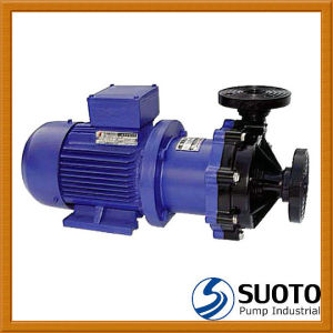 Anti-Corrosion Plastic Magnetic Drive Pump pictures & photos