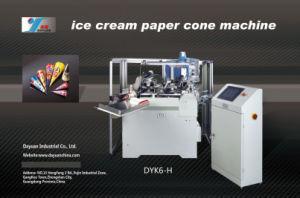 Ice Cream Cone Machine Machine (DYK6-B) pictures & photos