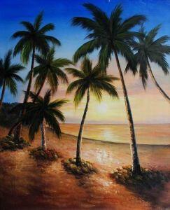 Oil Painting Art (HM011)