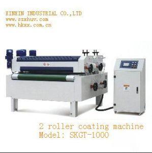 Double Roller Coating Machine for Wood Furniture (SKGT-1000)