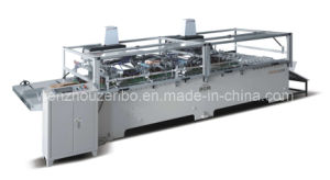 Paper Bag Bottom Gluing Machine (ZB80B) pictures & photos