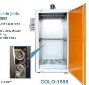 Powder Coating Oven (horno de curado en polvo) pictures & photos
