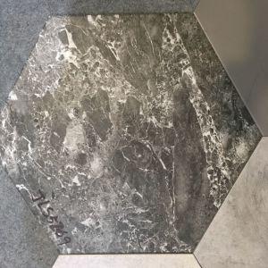 Hexagonal Six Corners Rustic Ceramic Floor Tile pictures & photos