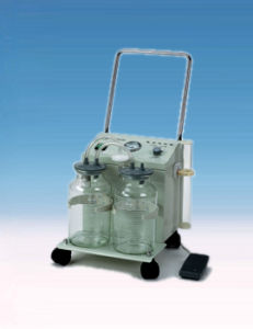 Electric Suction Apparatus (932D) pictures & photos