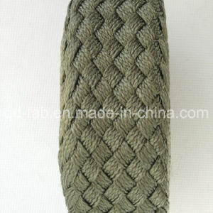 Wholesale High Quality Polyester Braided Webbing pictures & photos