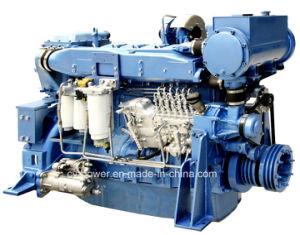 Wd12 Series Marine Engine, 240-294kw, Weichai pictures & photos