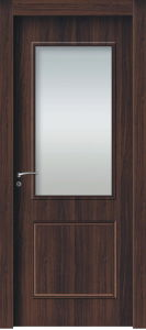 WPC Interior Doors, WPC French Door (KG02) pictures & photos