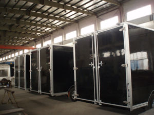 Enclosed Cargo Trailer (GW-BLV 12) pictures & photos