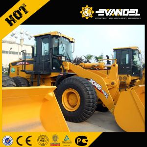 Cheap Hot Sale Scmg 5ton Wheel Loader Lw500fv pictures & photos