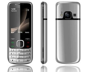 Ultra Slim Quad Band TV Mobile Phone (6700)